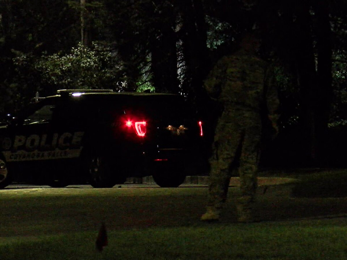One person dead after Cuyahoga Falls standoff