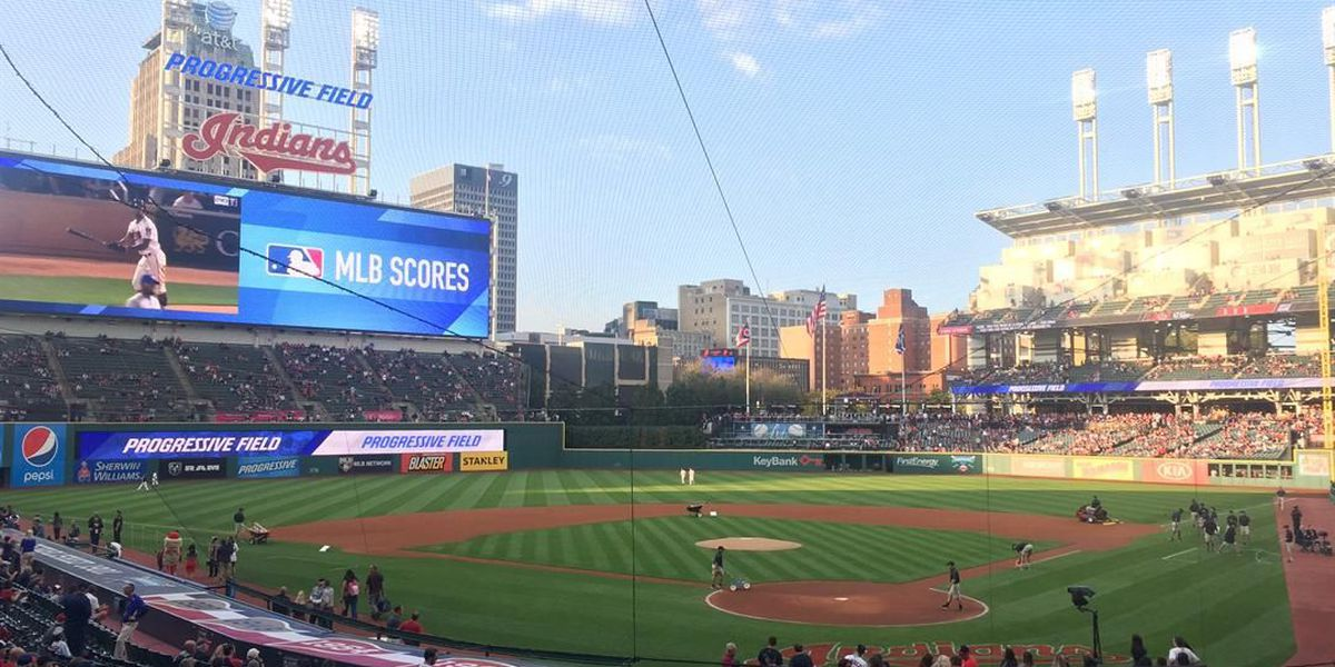 Cleveland Indians to expand fan safety netting at Progressive Field