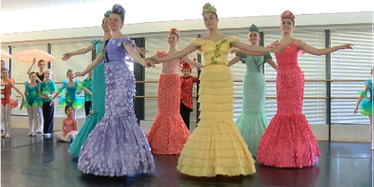 Up-and coming ballet dancers to premiere 'The Little Mermaid': Romona's Kids
