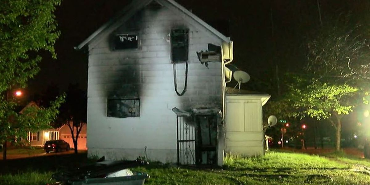 6-year-old Summit County girl in critical condition after being trapped in a house fire