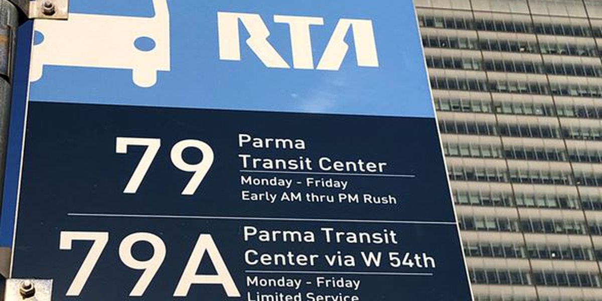 RTA providing free rides to vaccination sites in Cuyahoga County