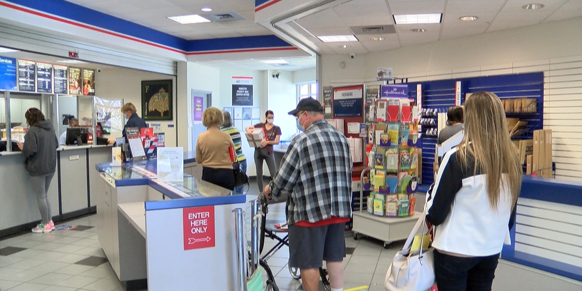 US Postal Service in Northern Ohio delivered less than a third of mail on time the week before Christmas
