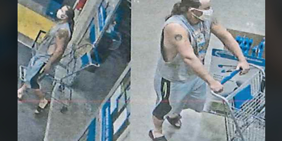 Elyria police: Charges pending for theft suspect with 'Steven Seagal style hair'