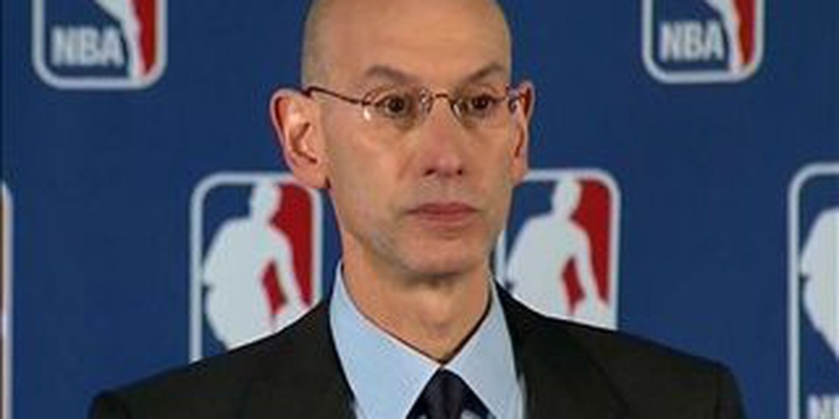 Adam Silver says NBA will review domestic violence policy