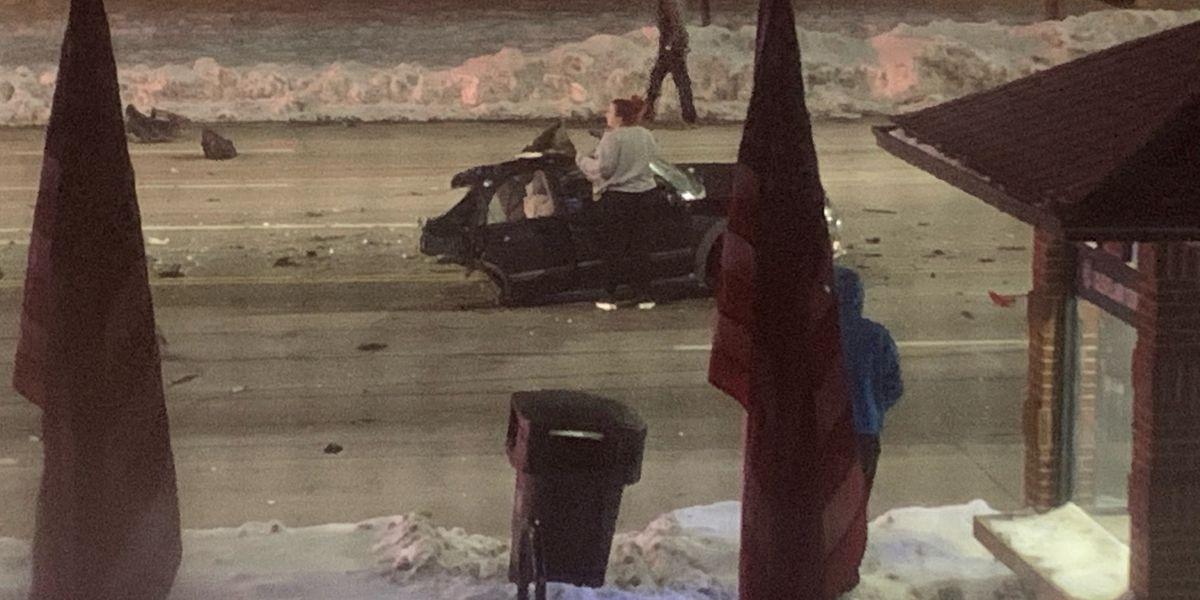 Victims identified in fatal Lakewood crash that split car in half