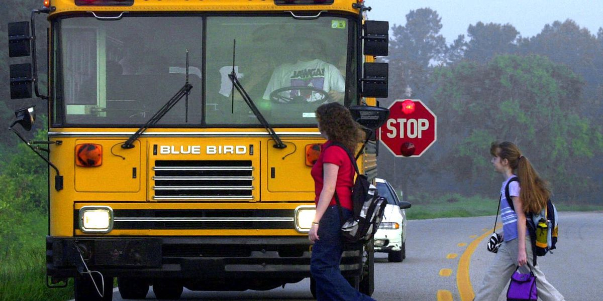 Avon Lake School District first in Ohio to test seatbelts on school buses