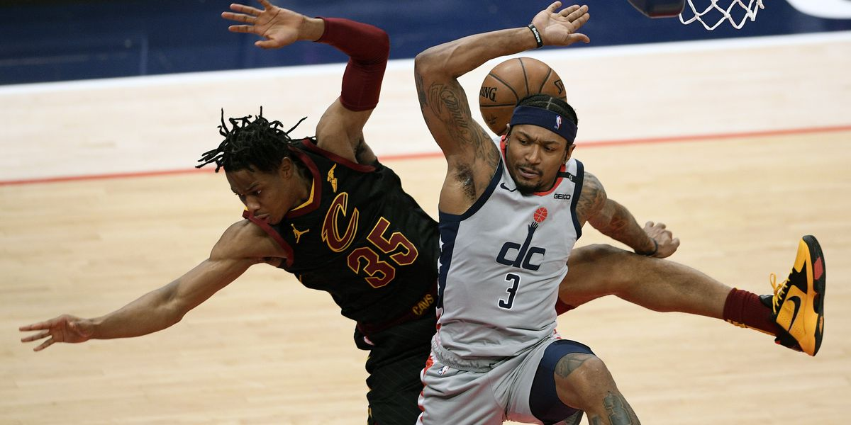 Wizards rally to beat Cavaliers for 8th straight victory