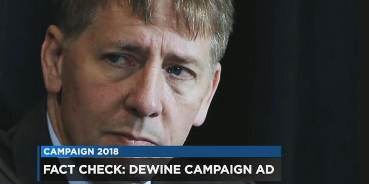 Fact or Fiction: Is the DeWine rape kit campaign ad true?
