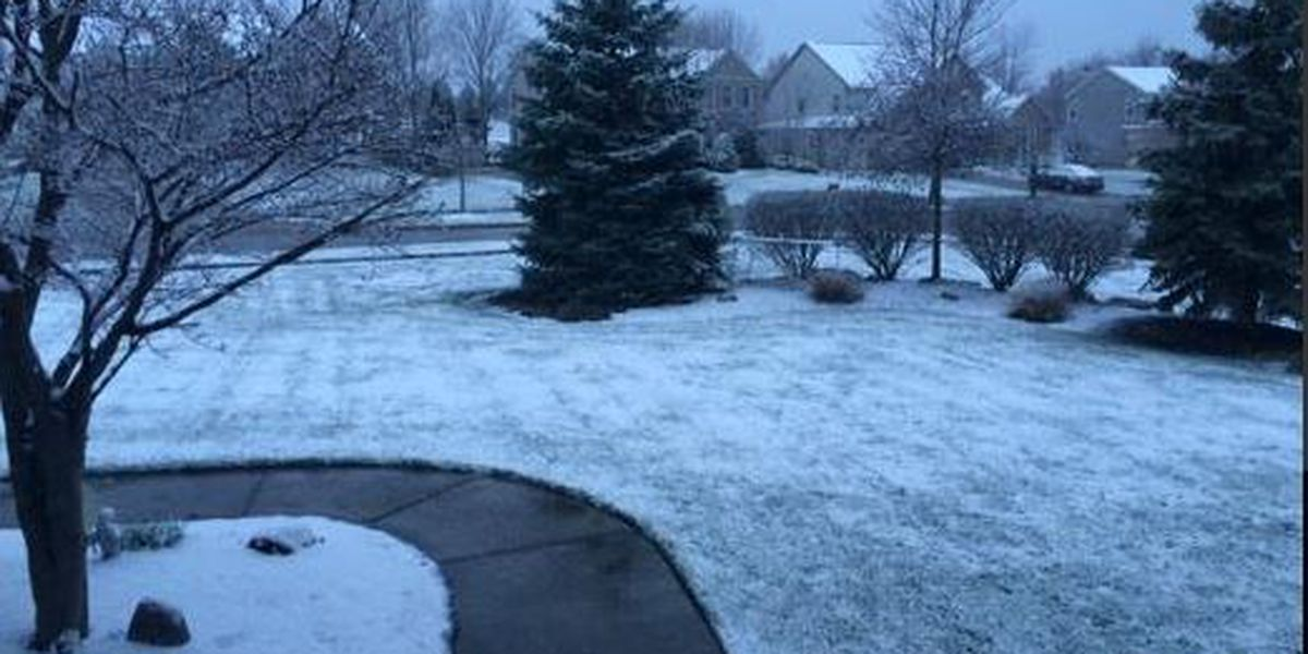 Spring Snow/Game 3 of the Playoffs/Deadly Botulism in Ohio