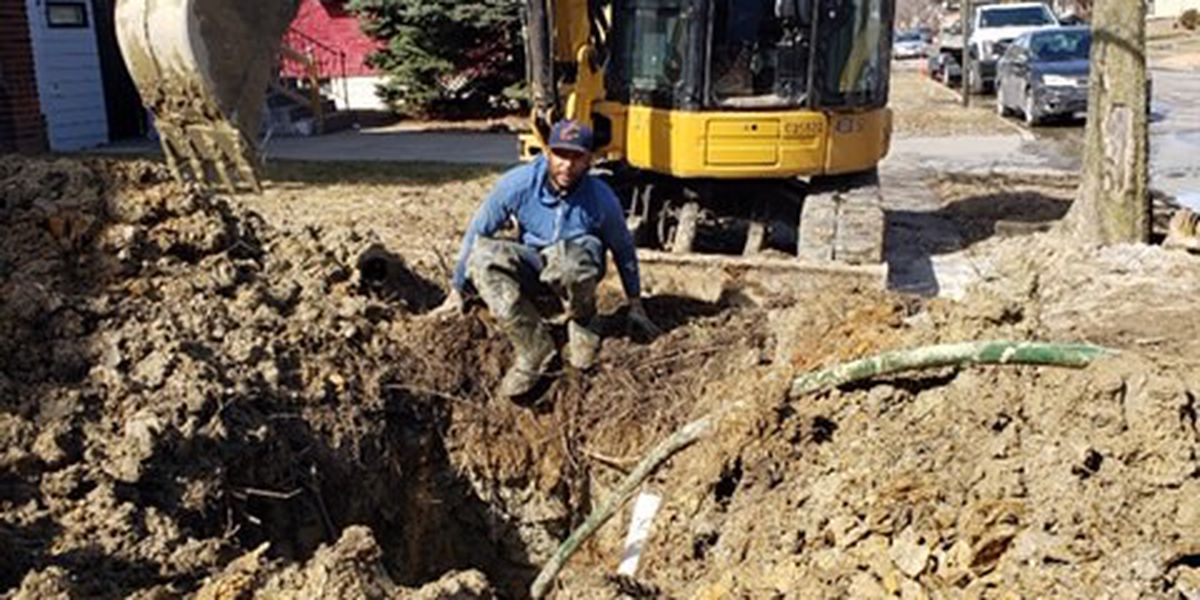 Update: Crew caught using Cleveland Water Department equipment during private construction job