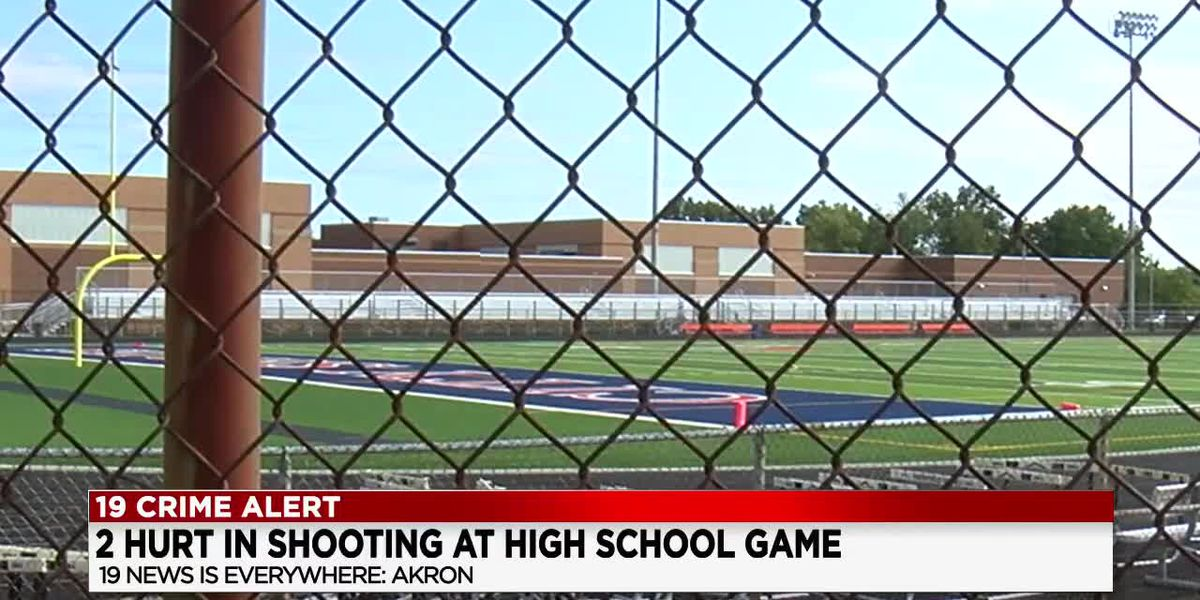 Akron Public Schools postpones 2 football games after shooting at game between East and Firestone