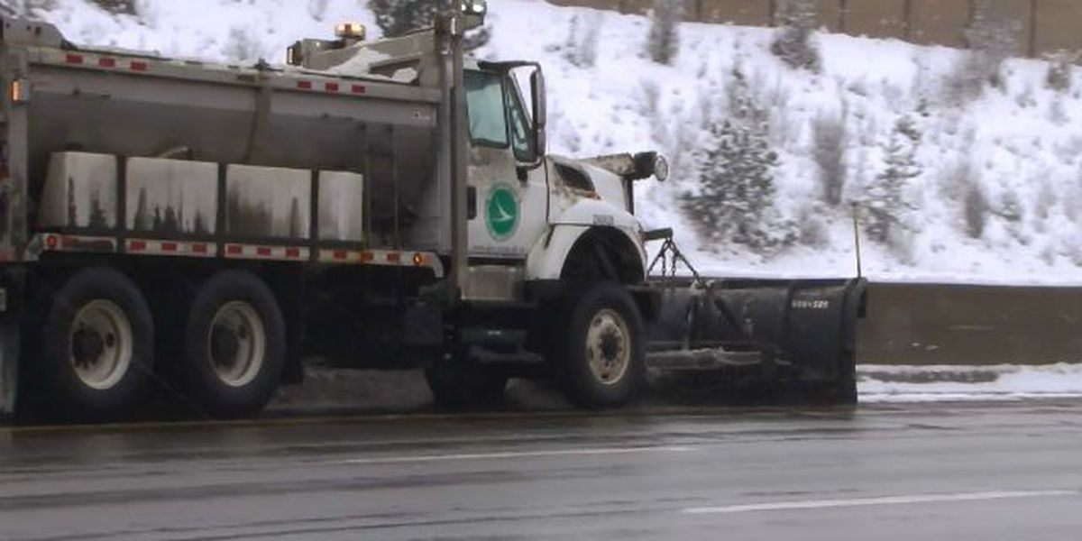 ODOT reports on road conditions as plows work to clear Wednesday snow