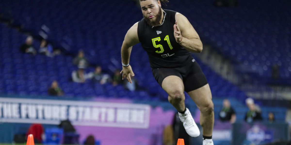 2020 NFL Draft: Cleveland Browns select OL Jedrick Wills with 10th overall first round pick