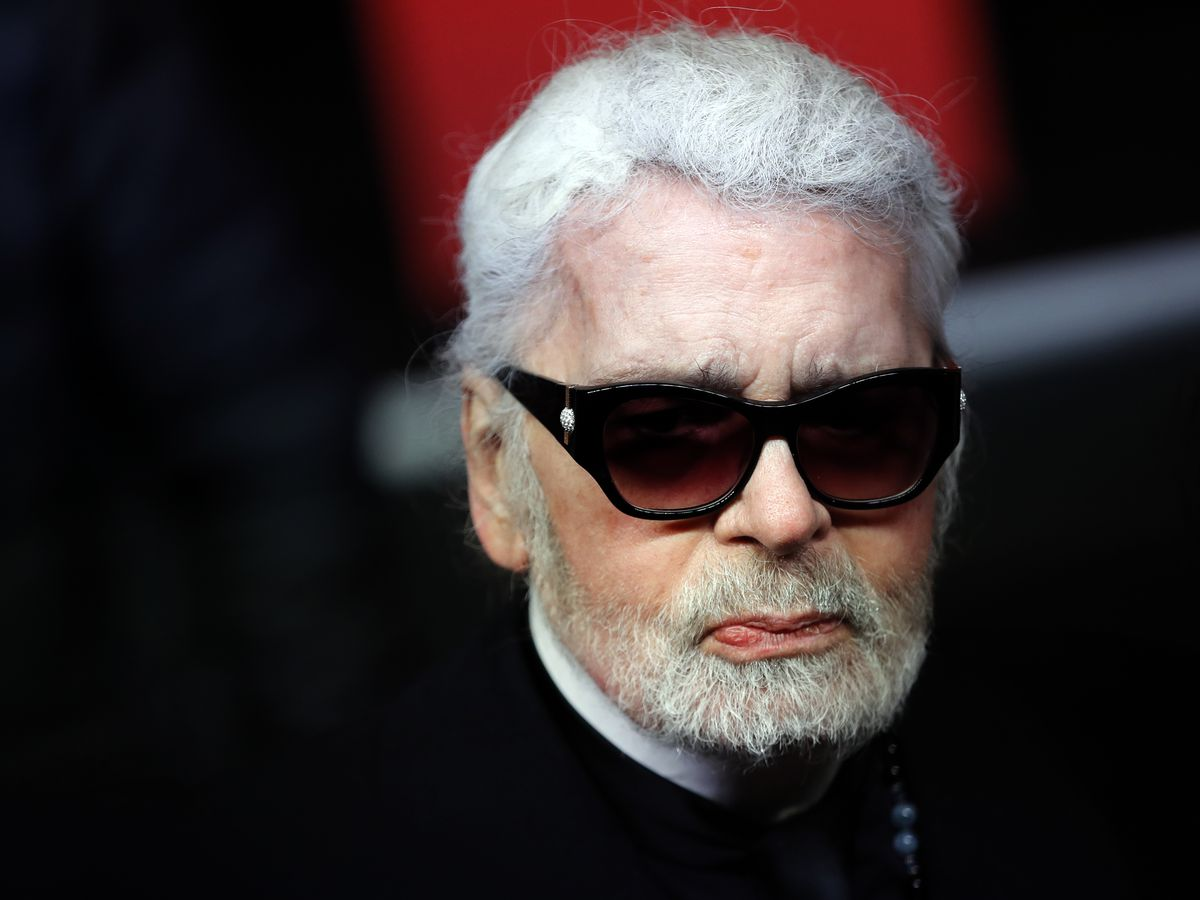 Fashion designer Karl Lagerfeld dies at 85
