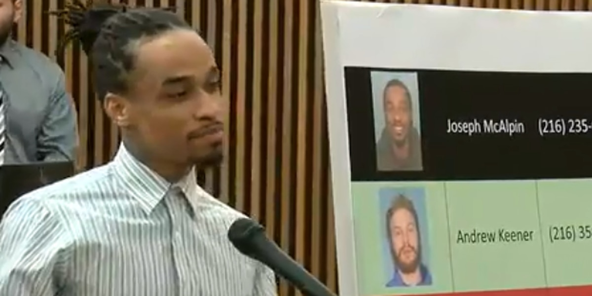 Suspected gunman faces death sentence if convicted of brutal