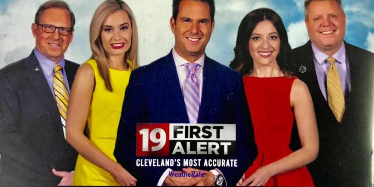 19 News First Alert Weather team awarded 'most accurate' designation for 17th straight year