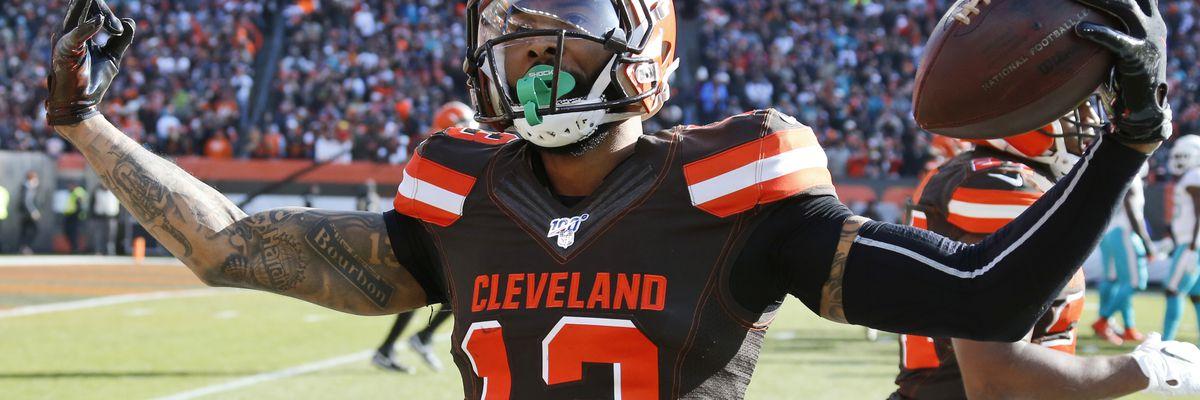Browns won't shut OBJ down