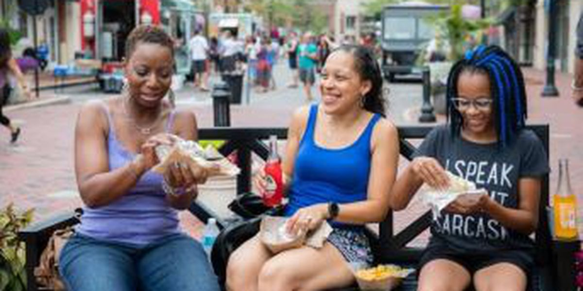 Food truck Mondays return to Legacy Village in May