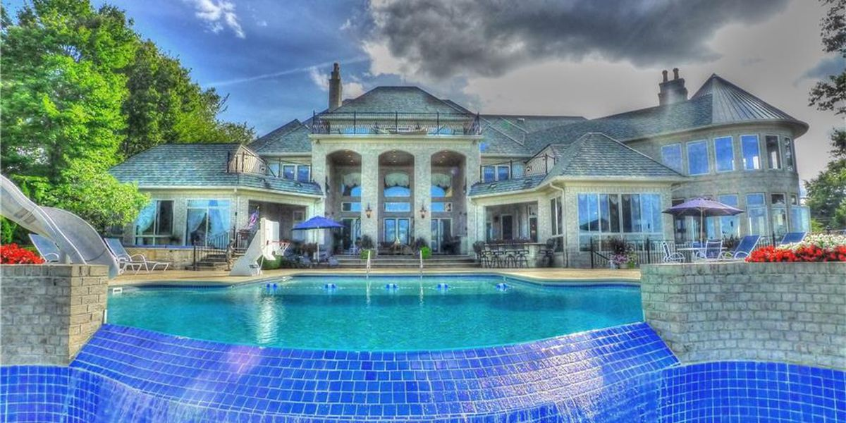 This is what nearly $4M gets you in Avon Lake lakefront property (photos)
