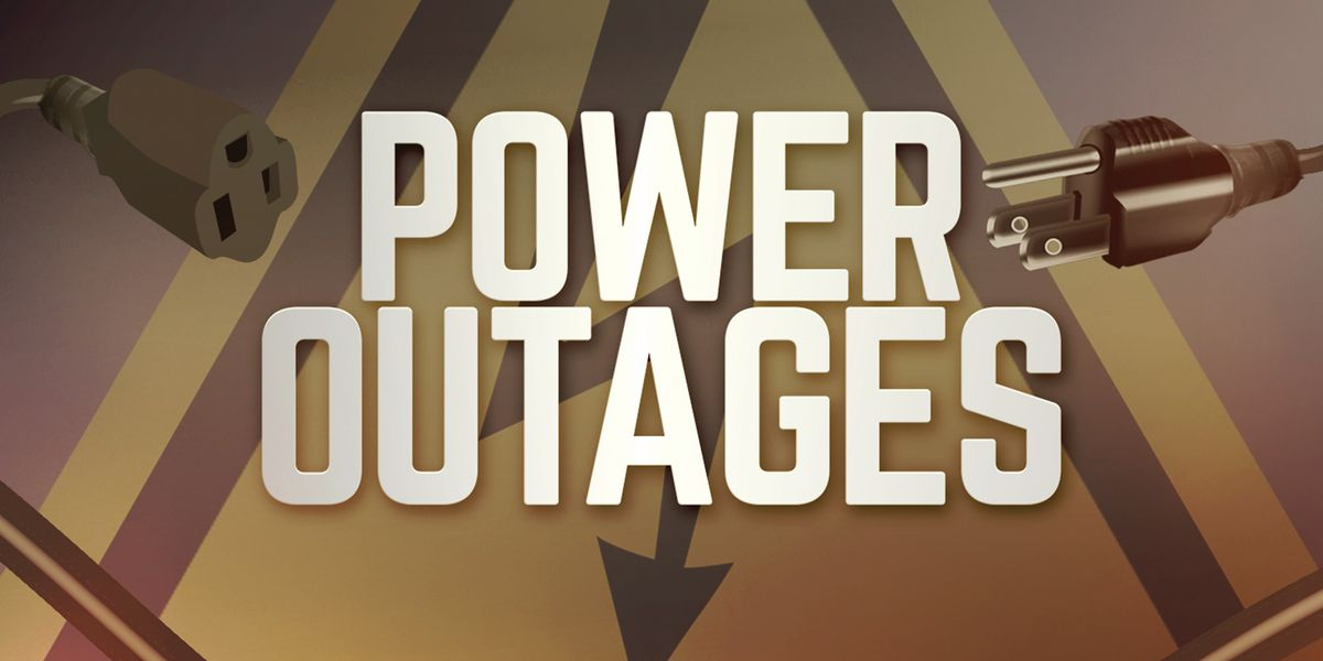 More than 4,000 customers without power in Cuyahoga County