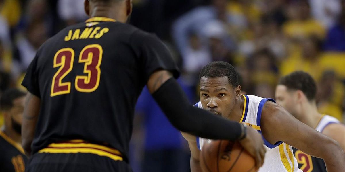 Round 4: Cavaliers considered NBA Finals underdogs against Warriors (schedule)
