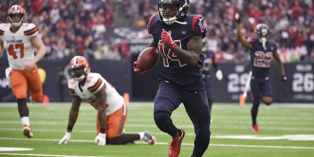 Baker Mayfield intercepted 3 times as Texans defeat Browns 29-13