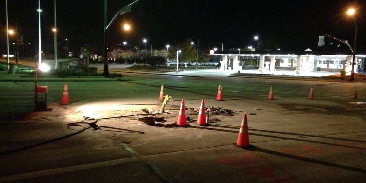 Water main break in Independence will cause delays throughout the week
