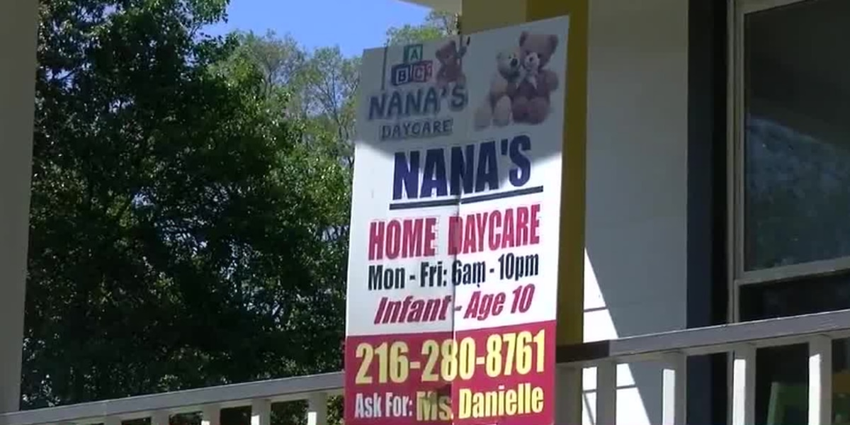State agency suspends license for Cleveland day care facility following 2-month-old's death