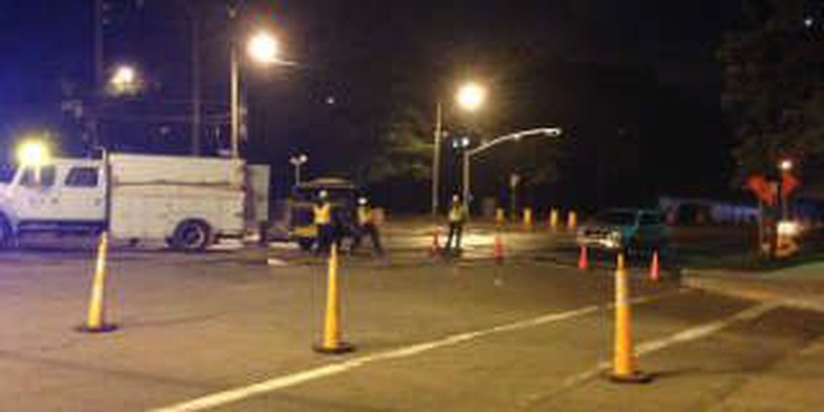 Evening rush hour impacted as crews repair overnight water main break