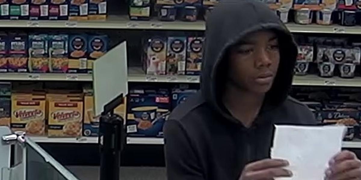 Baby-faced suspect robs North Royalton bank with pen