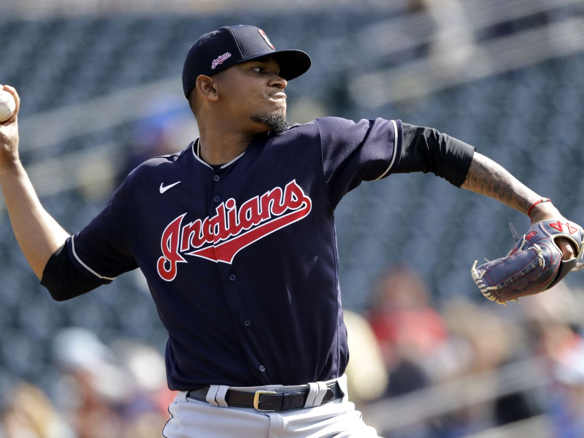 Cleveland Indians grab first Spring Training win over the Kansas City Royals