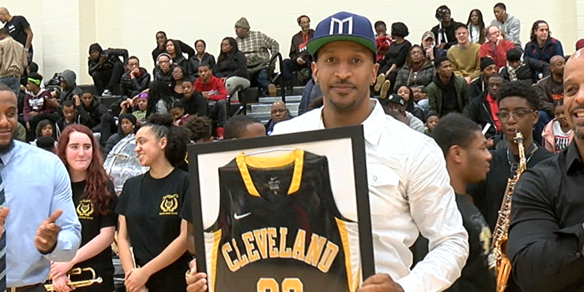 JR Bremer took the hard road on his way to having his jersey retired by Cleveland Heights High
