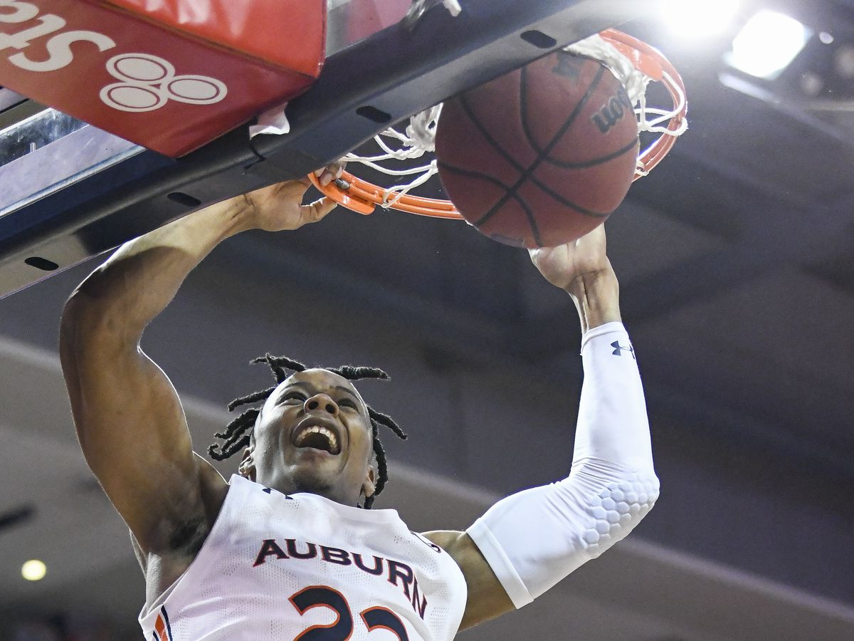 Cavs draft Okoro with 5th pick in NBA Draft