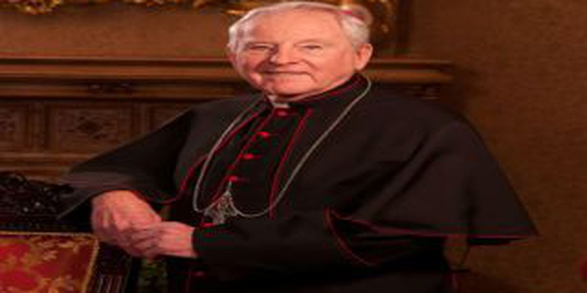 Bishop James Quinn passes away of natural causes