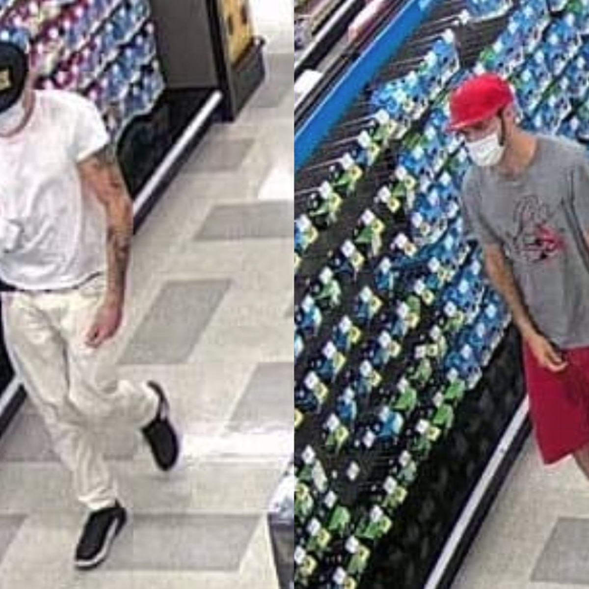 Lorain Police want duo accused of stealing $2500 in merchandise from store