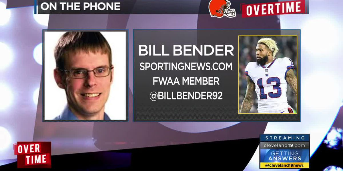 Mark Schwab gets the national perspective on OBJ to CLE from Bill Bender of Sporting News