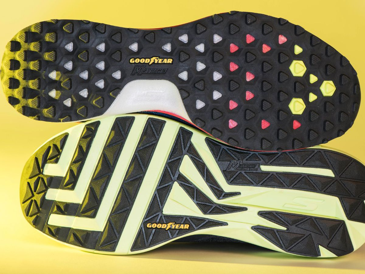 Skechers shoes to feature outsoles made with rubber from Goodyear Tire Company
