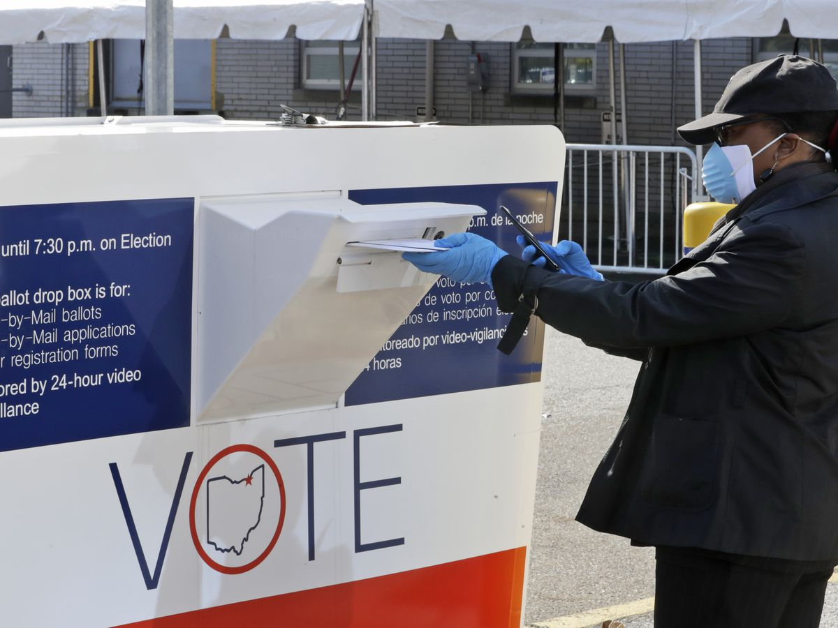 Low voter turnout and confusion highlight Ohio's delayed primary election