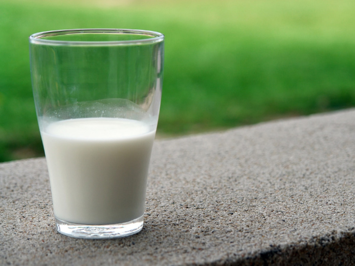 Nearly 4,000 half-gallons of milk will be given away for free in Lake County