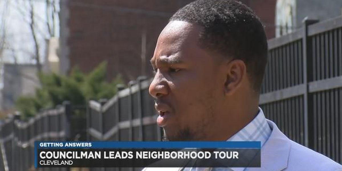 Cleveland councilman fights blight, step by step