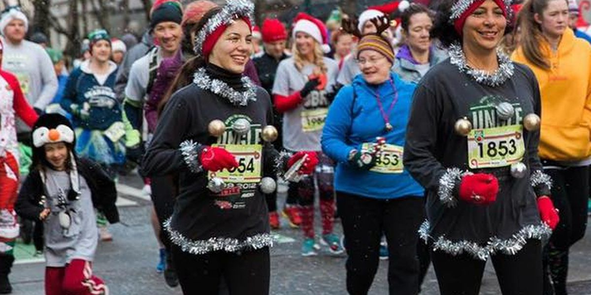 Annual Jingle Bell Run expected to attract over a thousand runners in Lyndhurst