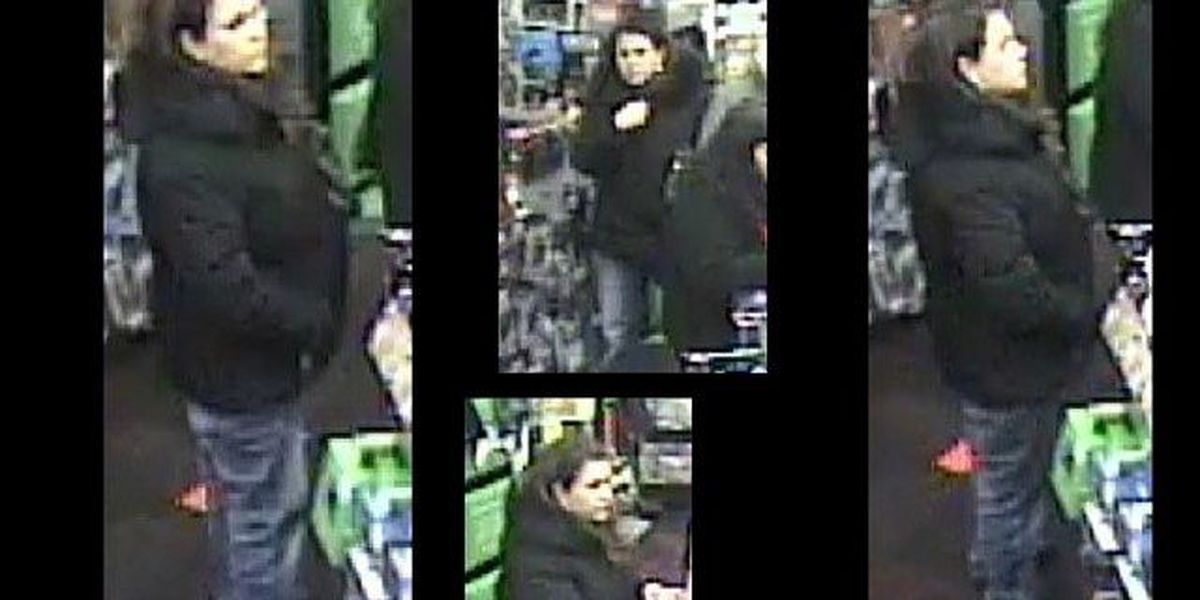 PHOTO: Thief steals credit card and goes on $5K shopping spree