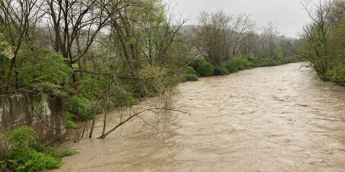 Cuyahoga Valley National Park towpath flood alert issued