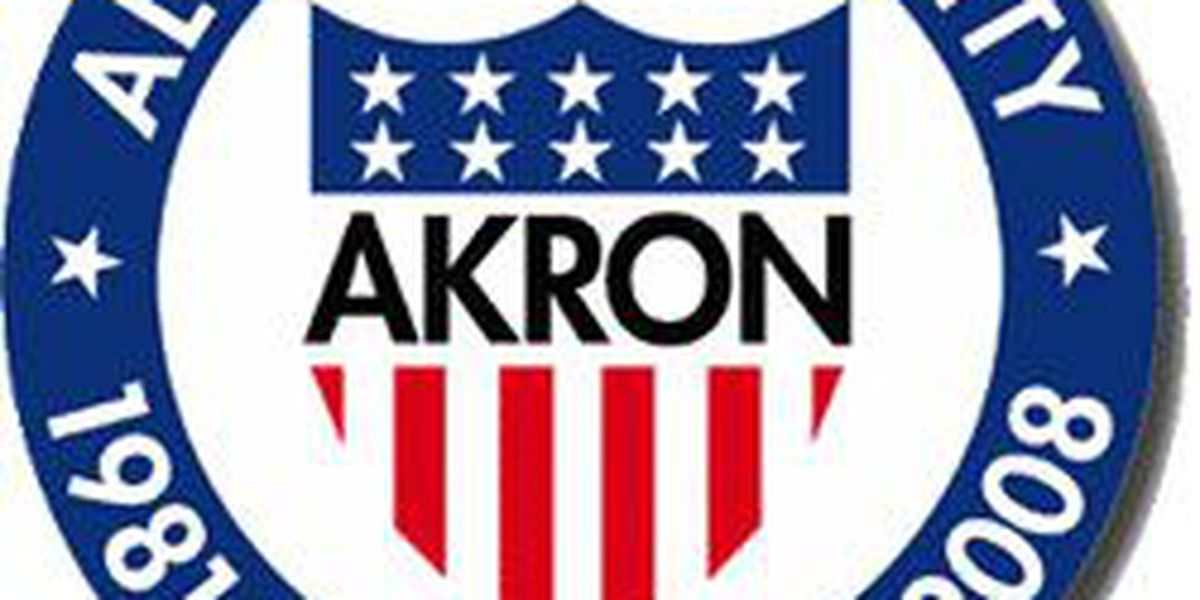 Akron issues snow emergency parking ban