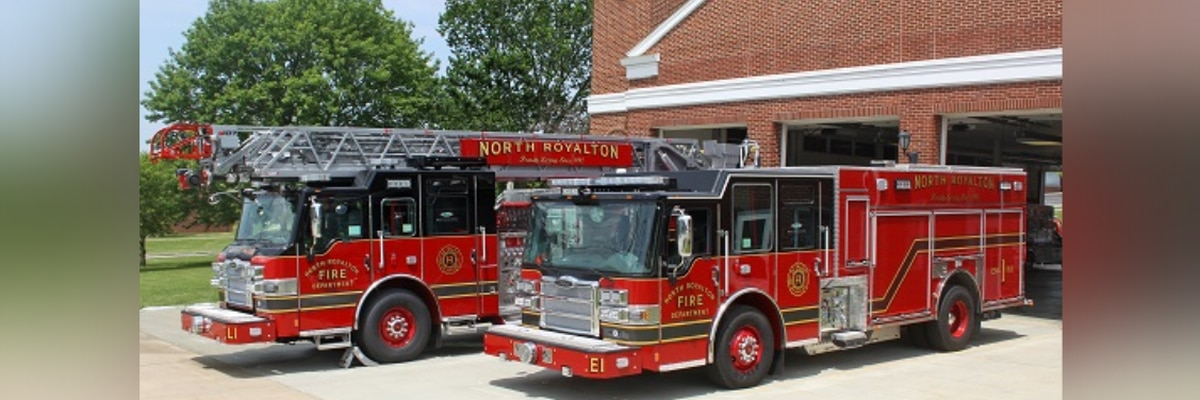 2 people and a dog rescued from a house fire in North Royalton, fire department says