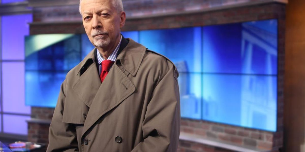 Source of Carl Monday's investigative power (his trench coat) up for auction for WVIZ/PBS