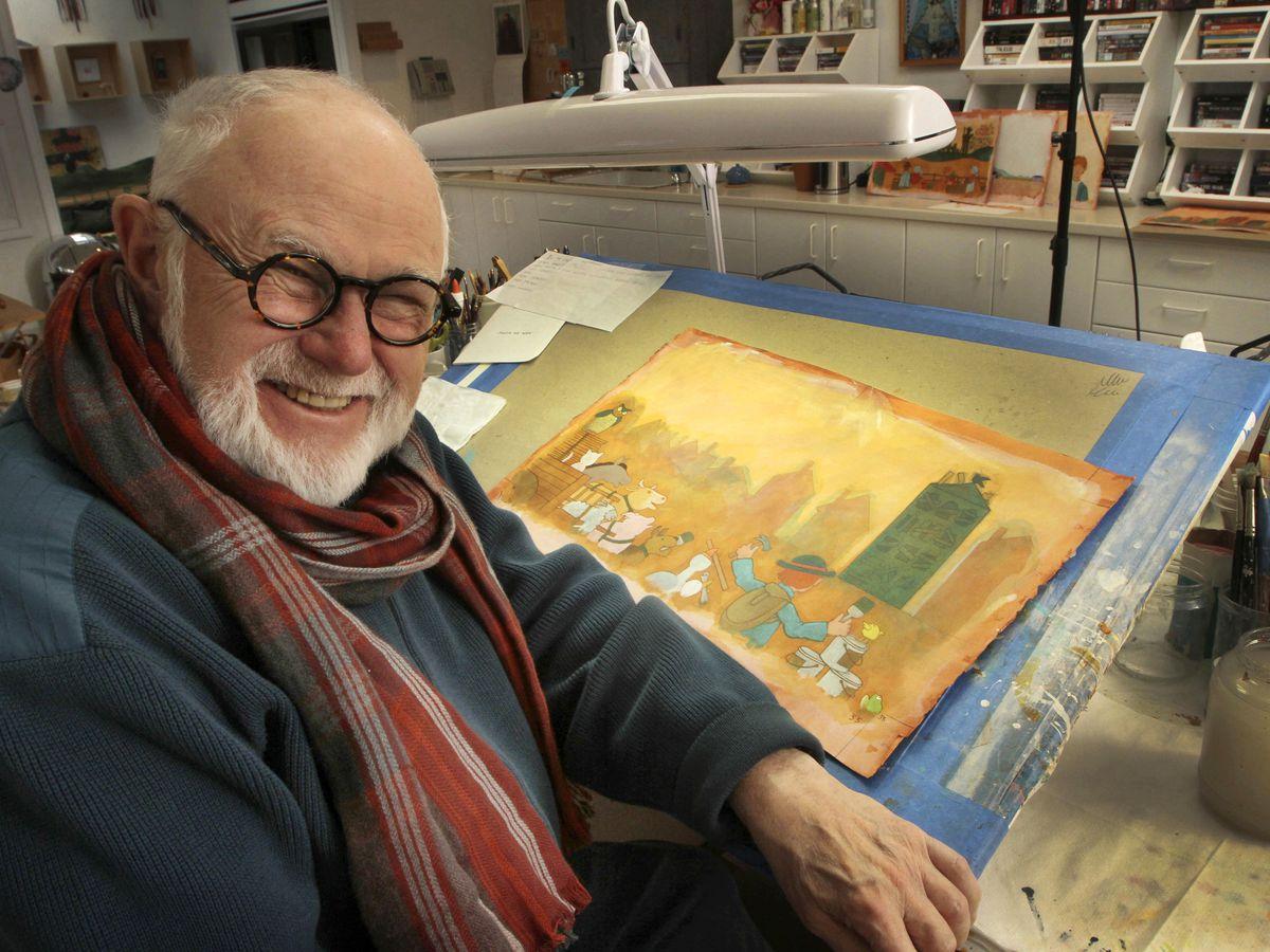 'Strega Nona' author Tomie dePaola dies at 85