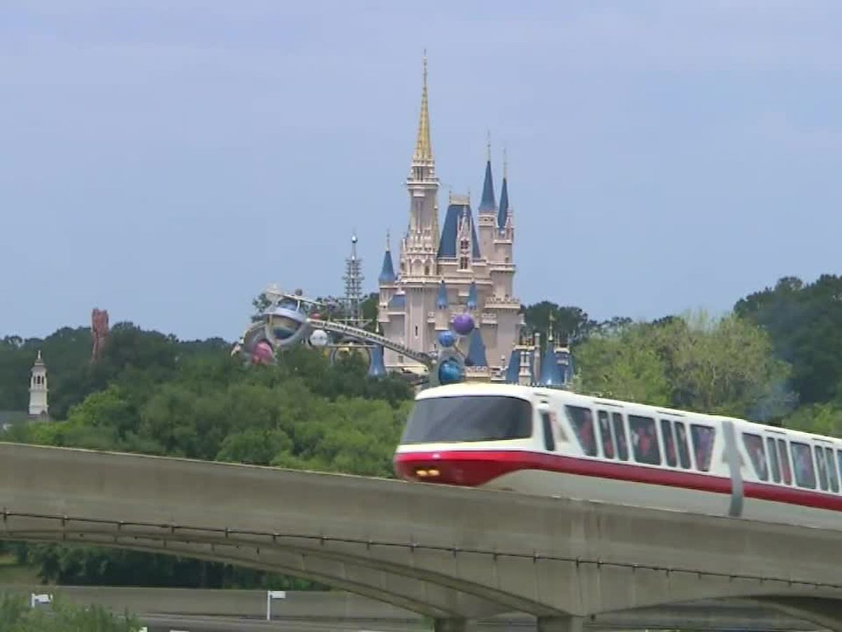 Fears linger as Disney World gets ready to reopen