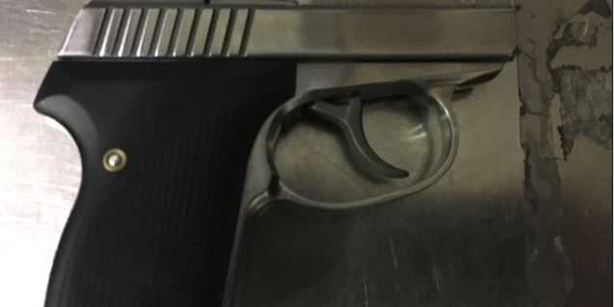 Passenger stopped after bringing a loaded hand gun to Cleveland Hopkins Airport