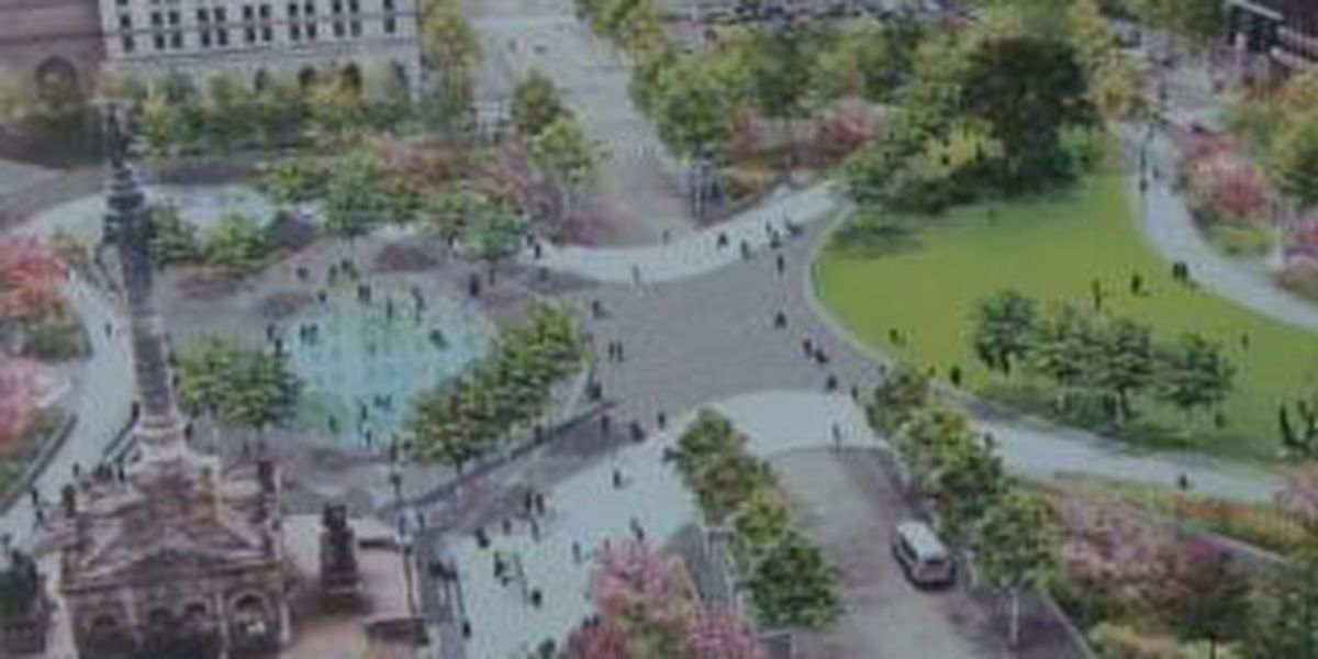 Sewer District commits $3 million to Public Square Renovation